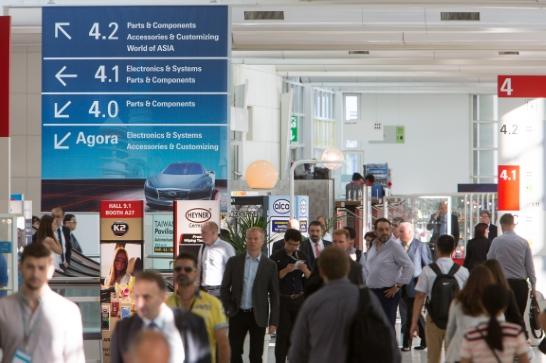 Equip Auto och Automechanika arrangeras hösten 2021