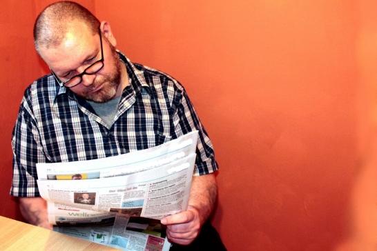 Skadereparationer och SFVF uppmärksammas i Svenska Dagbladet