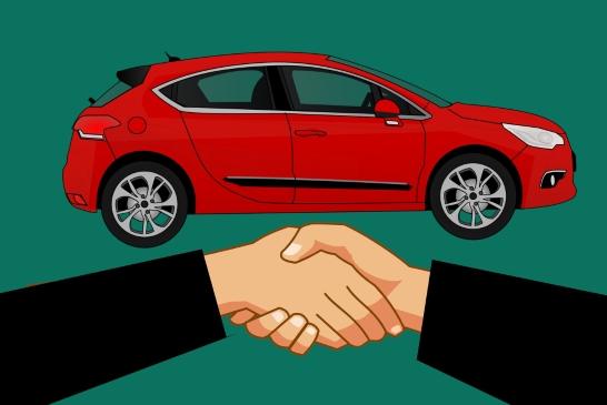 Coronakrisen slog till fullt ut mot fordonsbranschen under maj månad