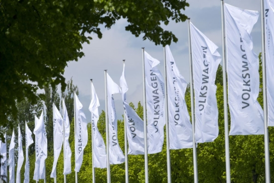 VW investerar 450 miljoner euro i batterifabrik