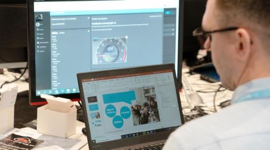 ProMeister ställer om fysiska utbildningar till fordonstekniska webinar